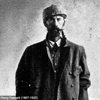 Percy Fawcett Amazon Explorer